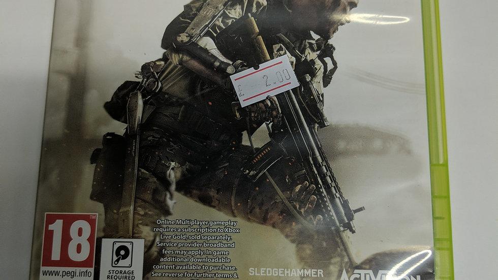 Xbox 360 advanced warfare