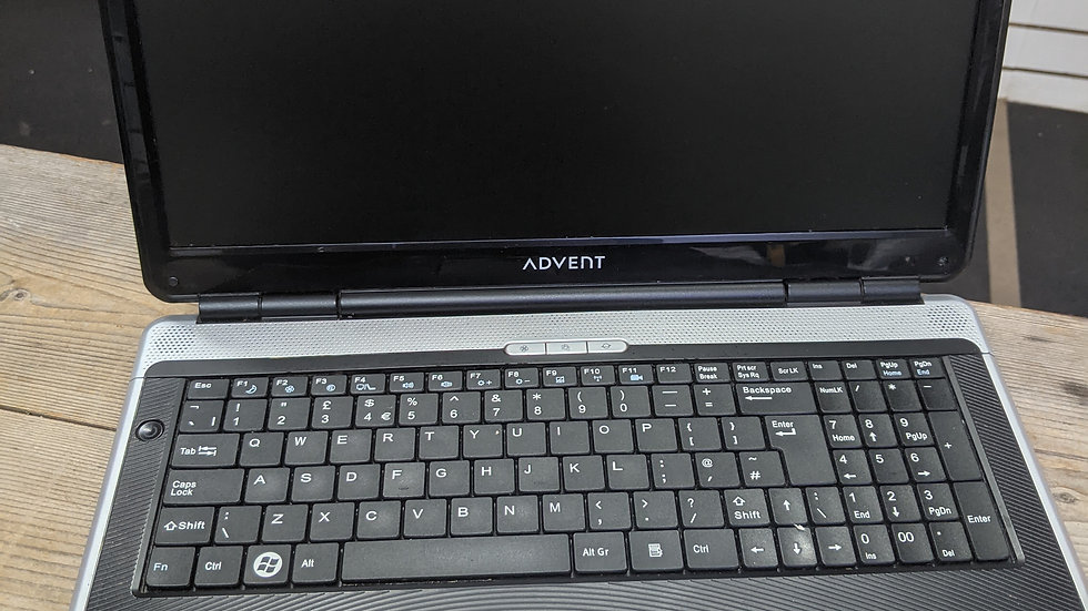 Advent laptop