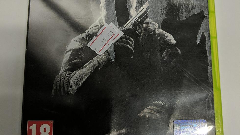 Xbox 360 black ops 2