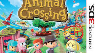 3ds animal crossing new leaf