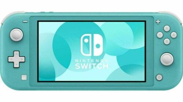 Nintendo Switch lite aqua
