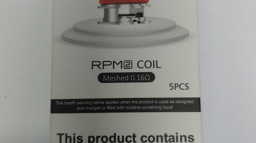Smok rmp2 coil meshed 0.16 each