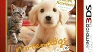 3ds nintendogs and cats