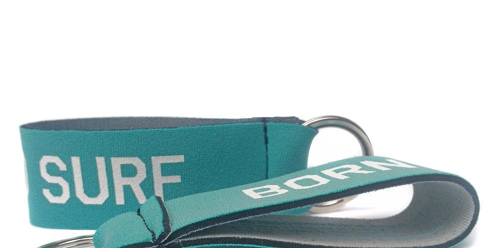 Petit porte-clef BORN TO SURF