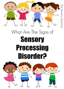 認識「感覺處理失調」(Sensory Processing Disorder, SPD)