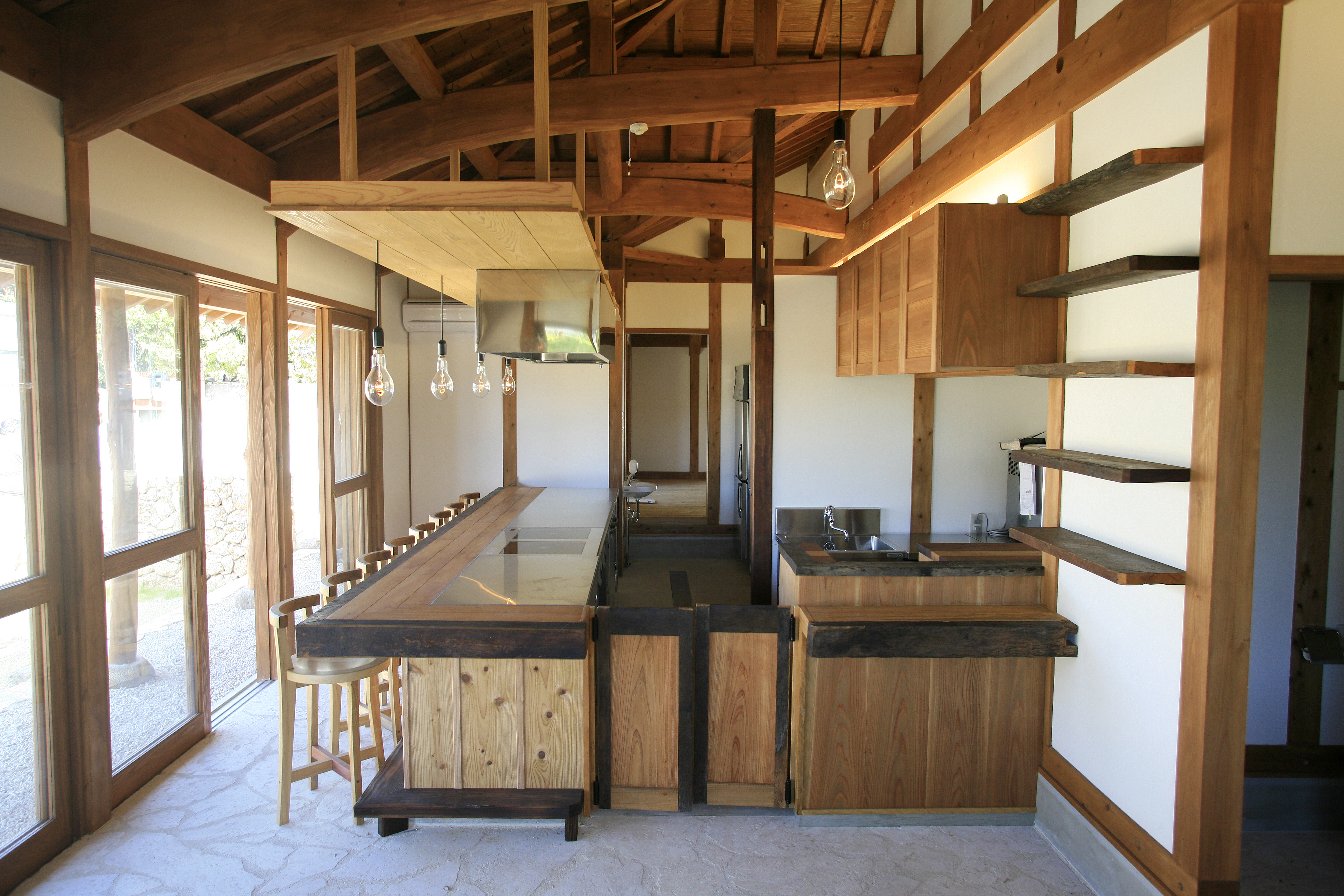 石垣島の古民家新築