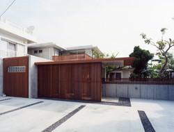 石垣島の住宅
