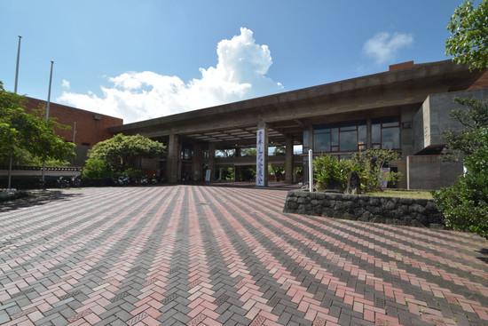 石垣市民会館という建物