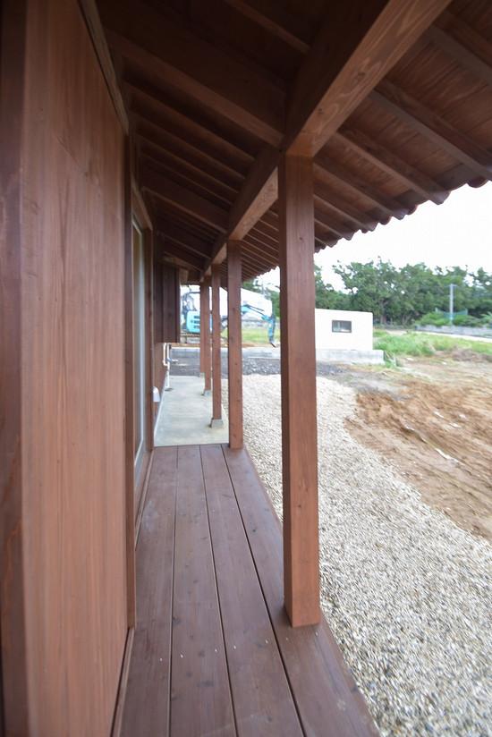 私の生まれ育った石垣島の原風景を再現いたします。