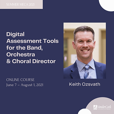 Keith Ozsvath - Digital Assessment Tools