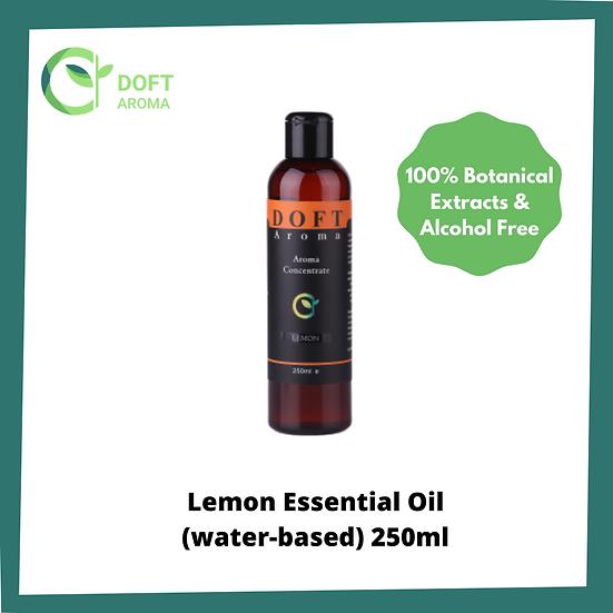 Lemon Essential Oil (water-based)