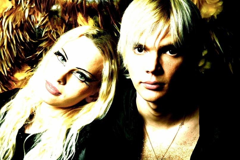 Александр и Дарья Оноприенко