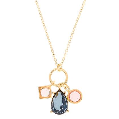Collar con gemas (90423)