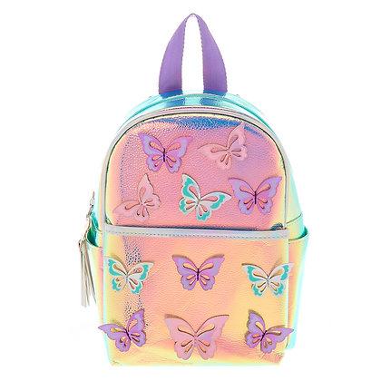 Mochila con mariposas (61426)