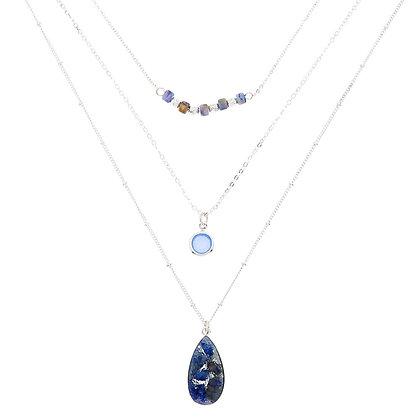 Collares - piedras 3U (47953)