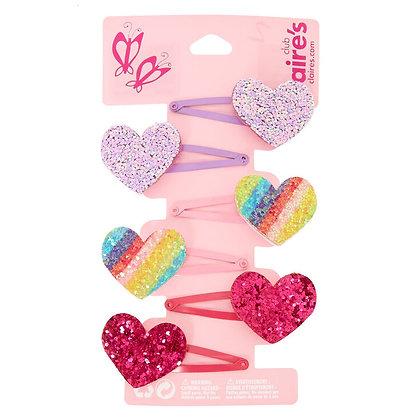 Prensas de corazones 6U (31063)
