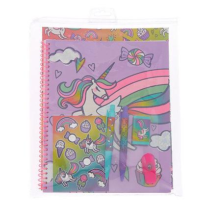 Cuaderno de unicornio (10813)