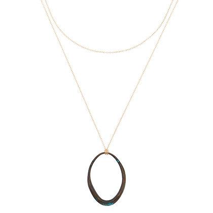Collar - ovalado (71854)