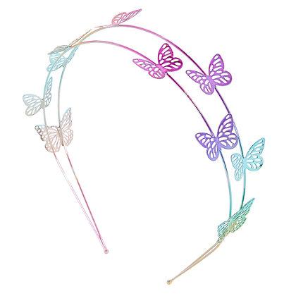 Diadema - mariposas (18490)