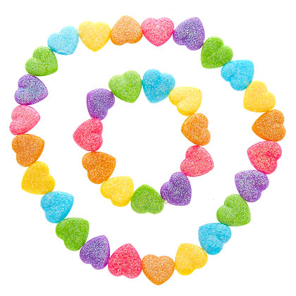 Set - corazones 3U (78647)