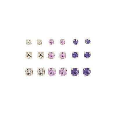 Aretes de cristales 9P (17601)