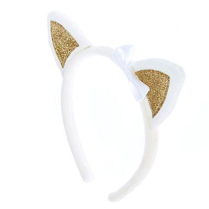 Diadema - orejas de gato (26114)