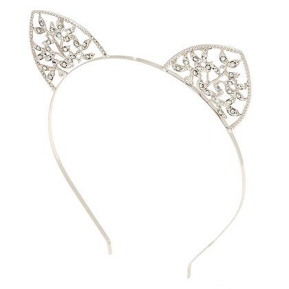 Diadema - orejas de gato (44693)