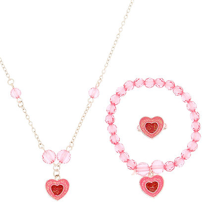 Set de corazones 3U (14209)
