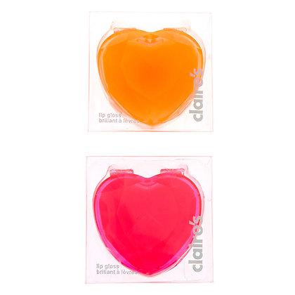 Brillos - corazón 2U (26185)