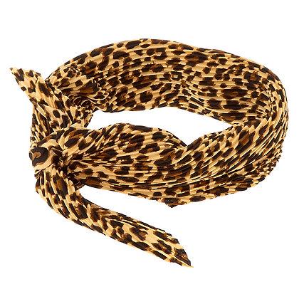 Vincha - leopardo (36517)