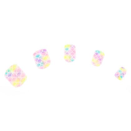 Set de uñas - sirena 24U (33762)