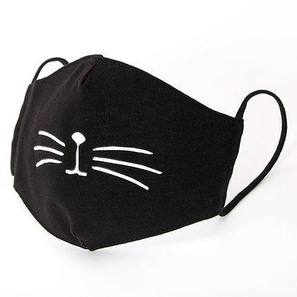 Mascarilla de gato M/L (83341)