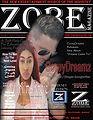 AI'MA KHOJE' & COREYDREAMZ GET THE COVER OF ZOBE MAGAZINE