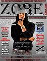 DOCKKO GRACES THE COVER OF ZOBE MAGAZINE