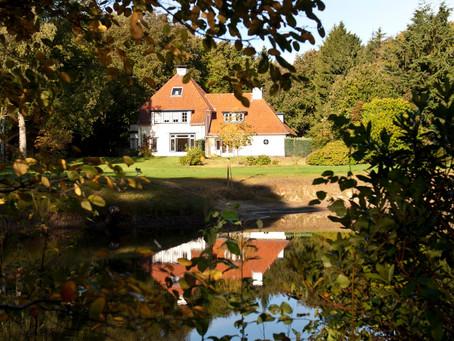 Het huisje in het bos