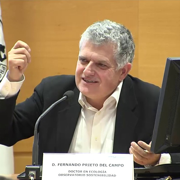 Fernando Prieto - «Estrategias de adaptación al cambio climático; de la COP al espacio valenciano»