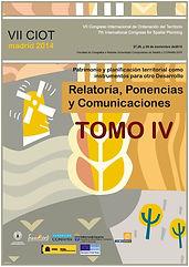 VII CONGRESO INTERNACIONAL DE ORDENACIÓN DEL TERRITORIO