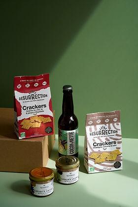 Box responsable Set design et photographie packaging