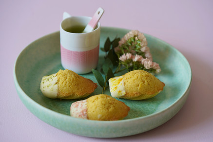 Jolies madeleines