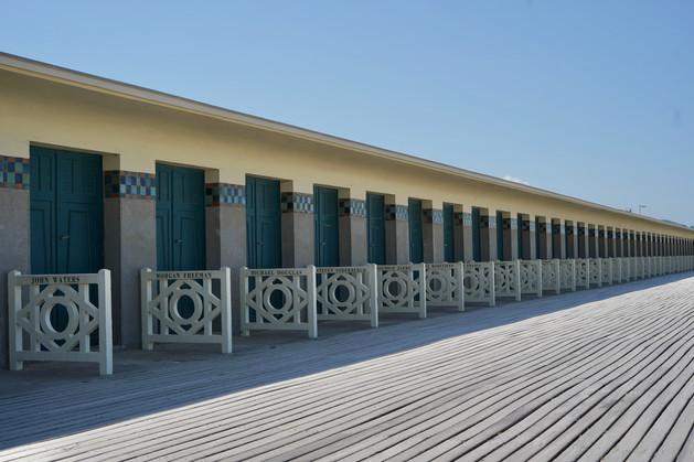 Planches de Deauville