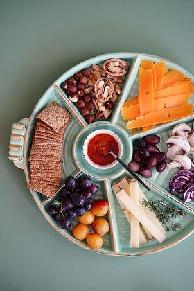 Crackers Résurrection : set design et photographie culinaire