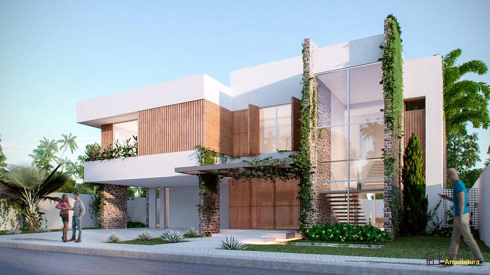 casa-sobrado-fachada-moderna-fachada-mad