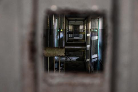 An abandoned prision in Rio de Janeiro. 08/11/2016