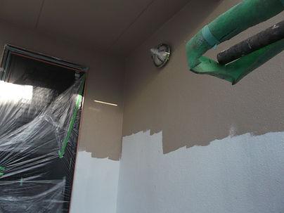 中塗り|無機塗料|アプラウドシェラスターNeo|ファインシリコン|フッ素|関東ペイント