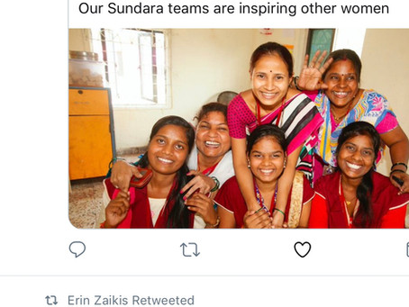 Shout Out to Sundarafund.org