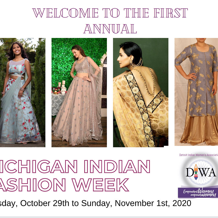 Michigan Indian Fashion Week
