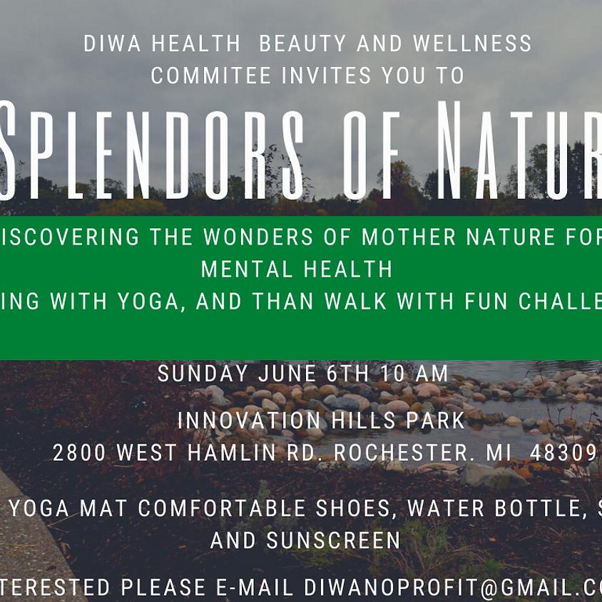 Splendors of nature