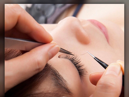 The difference between Lash Extensions and Lash Individuals