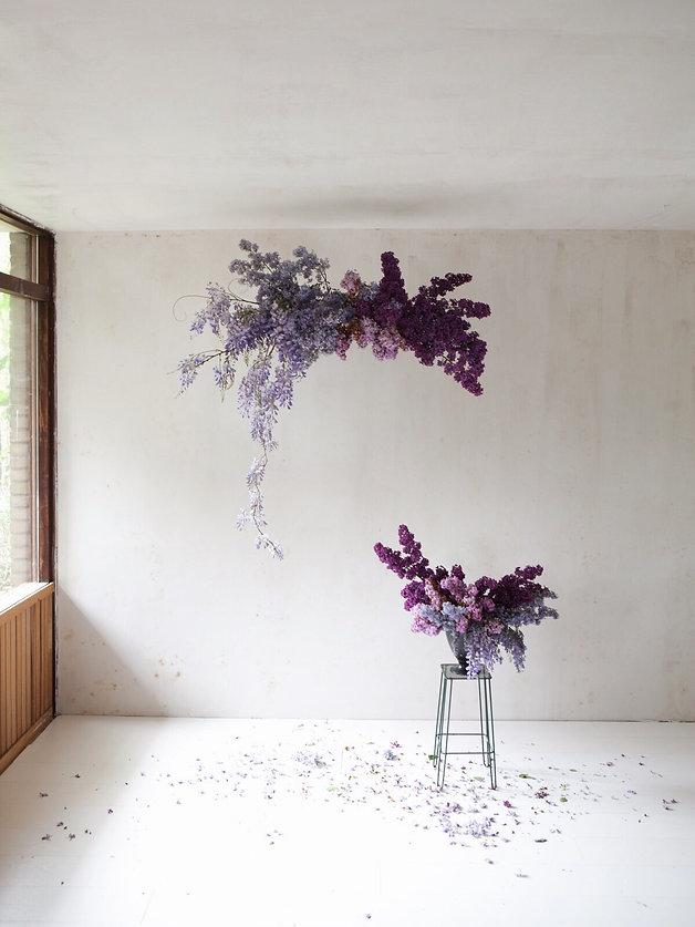 whimsical+purple+flower+cloud+-+anne+van