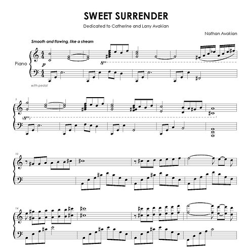 Sweet Surrender (PDF)
